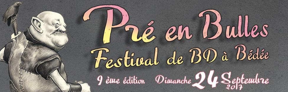 Bientôt la 9e édition du festival... sur le thème
