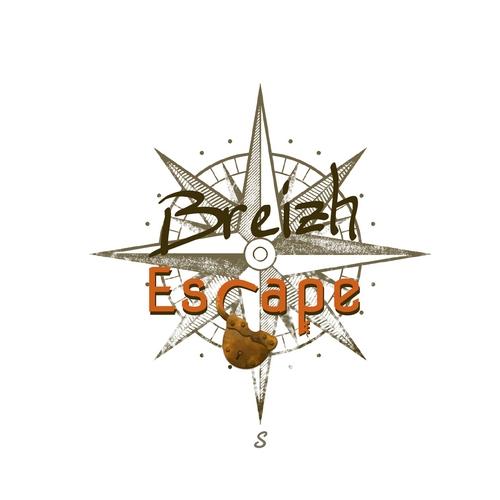 logo breizh escape - Copie